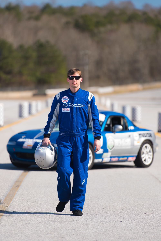 Azul Motorsports Ride Along