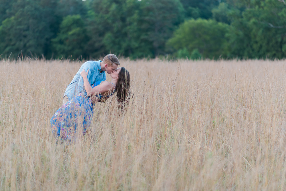 Johns Creek Engagement