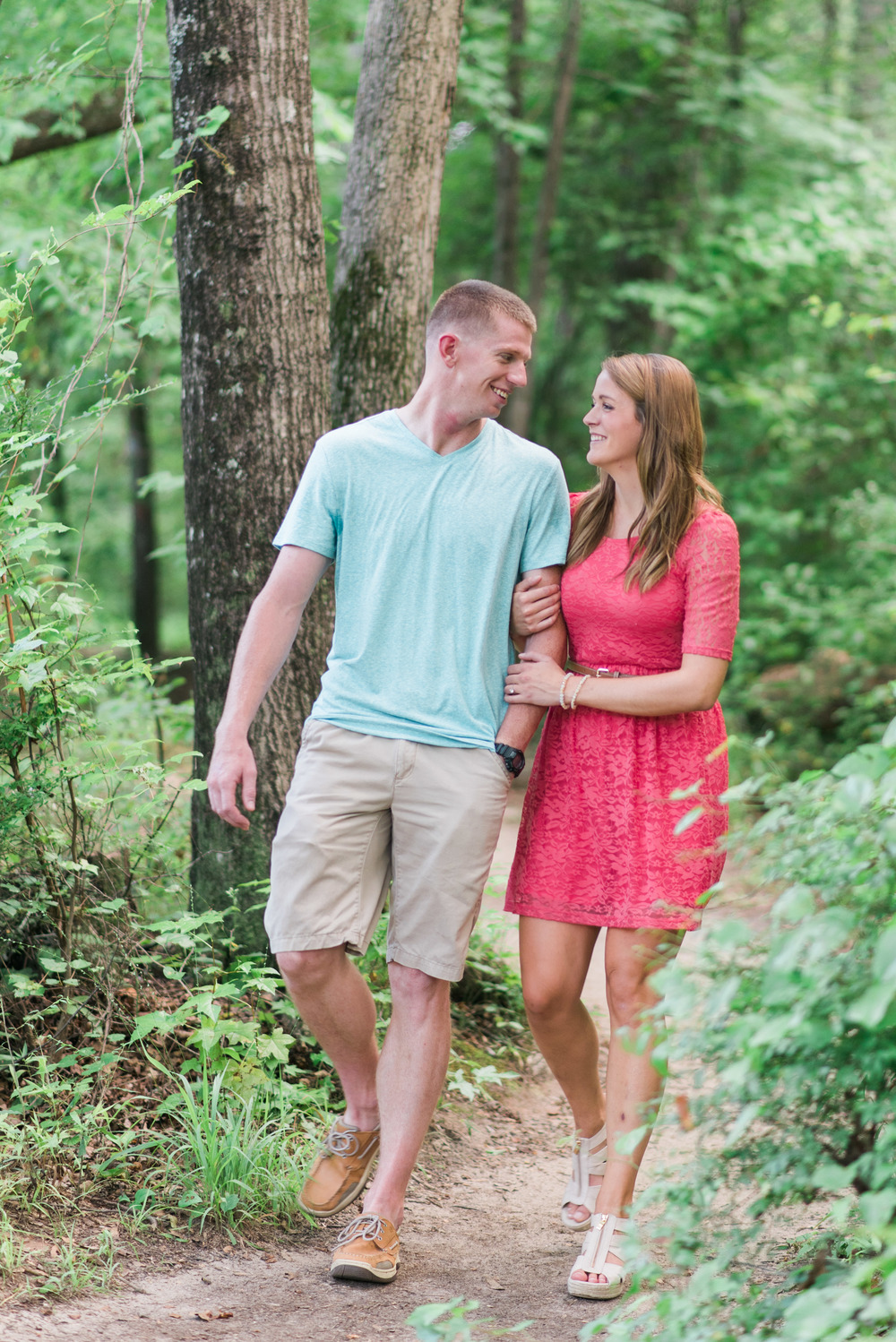Sweetwater Creek State Park Engagement