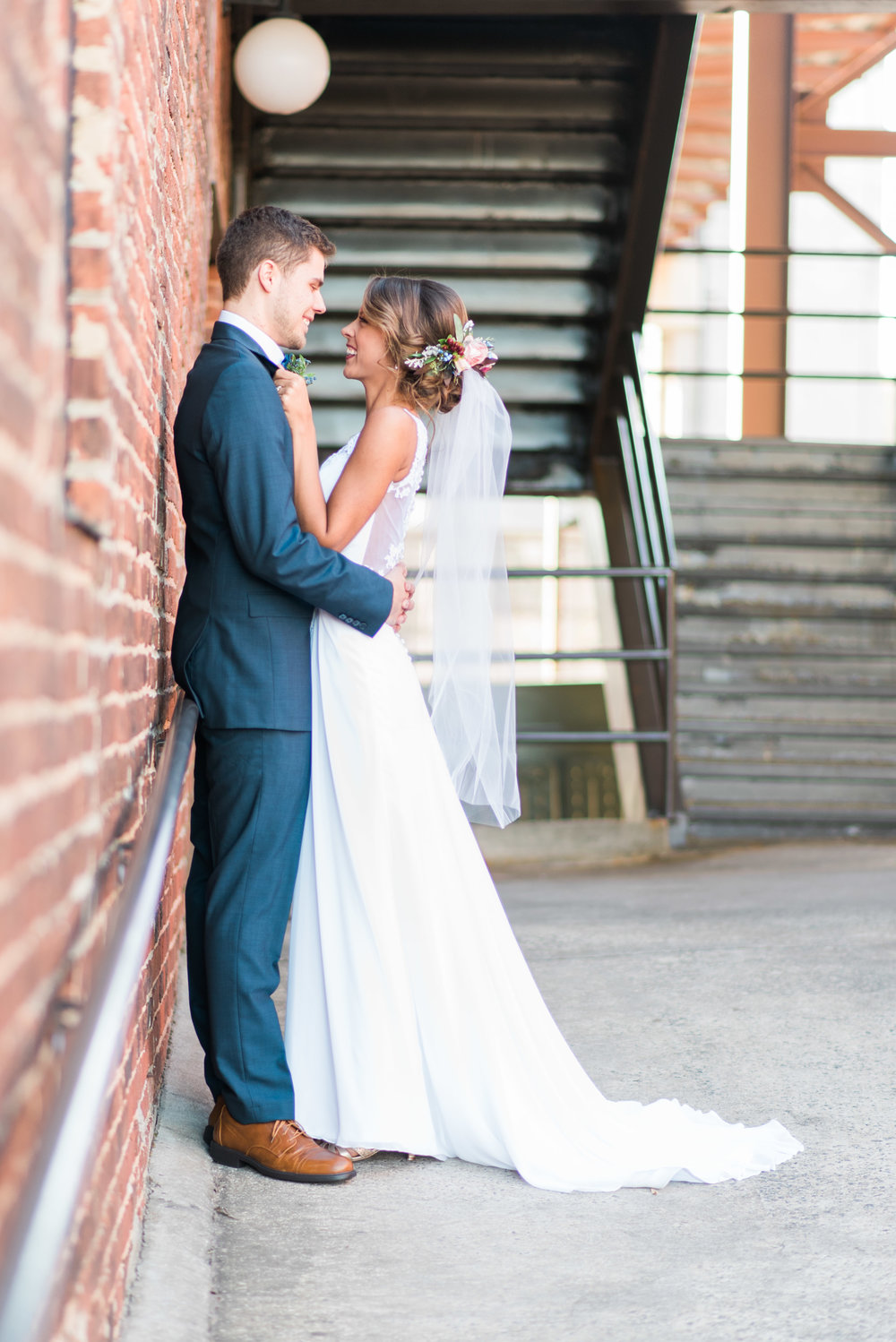 Marietta Square Brickyard Wedding