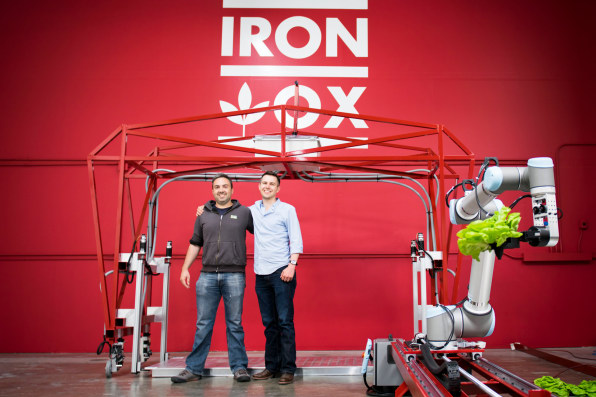 Iron Ox in Fast Company,