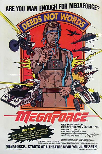 Megaforce.