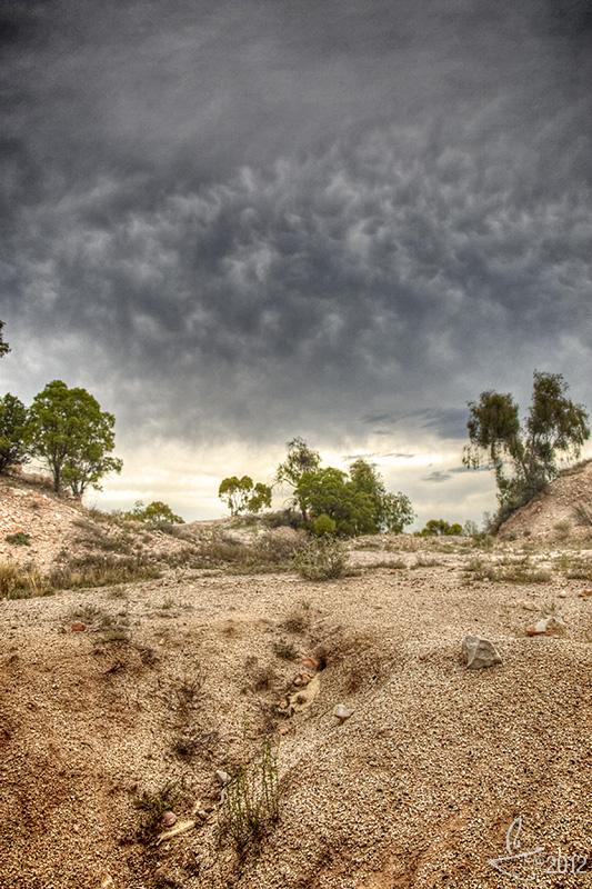 Texturata: Lightning Ridge, NSW.