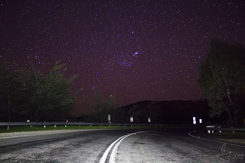 The Road to Orion: Bethanga Bridge, Lake Hume, Albury-Wodonga, NSW.