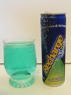 It's turquoise!