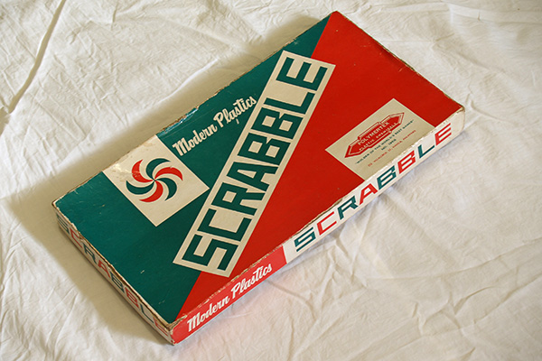 Scrabble!