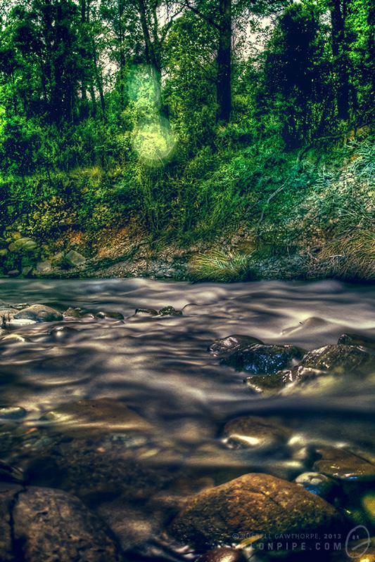 Buckland Valley, Victoria, Australia.