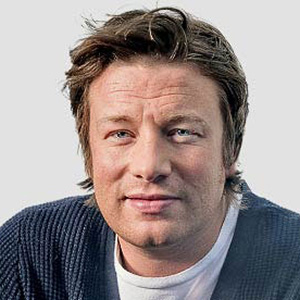 Jamie Oliver. Resemblance: 0%.