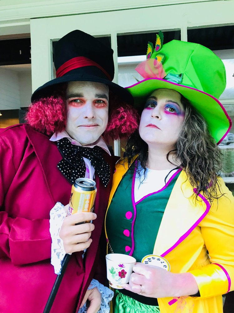 Two Mad Hatters