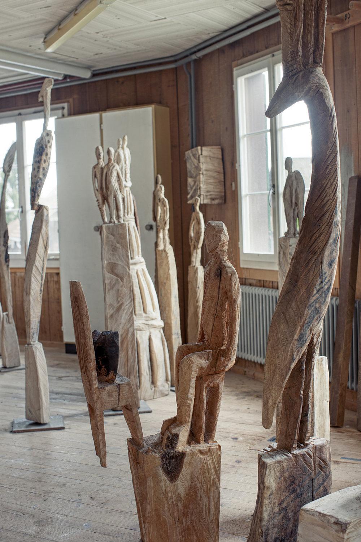 Atelier Bickwil, 2017