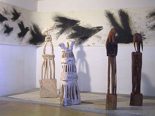 Atelier Hermetschloostrasse Zürich, 2008