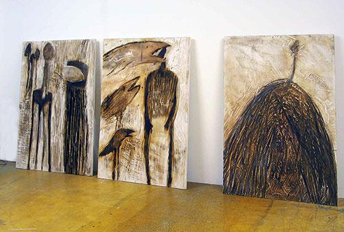 Atelier Hermetschloostrasse, 2004