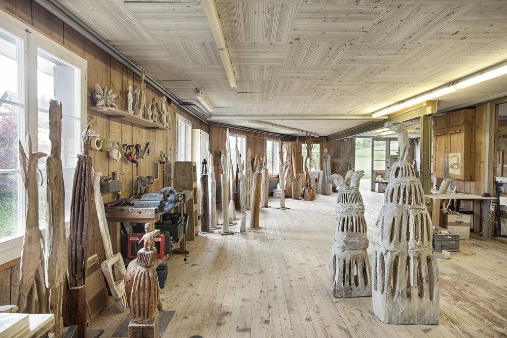 Atelier Bickwil, 2018