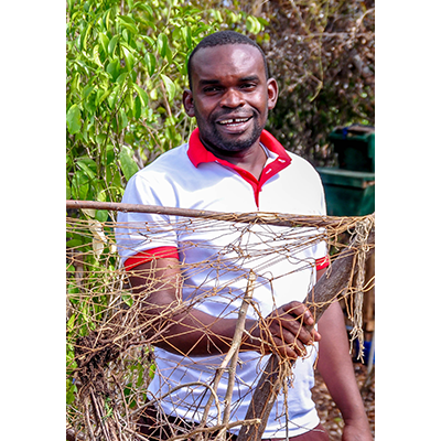 Elia Filibert  Beekeeping Officer