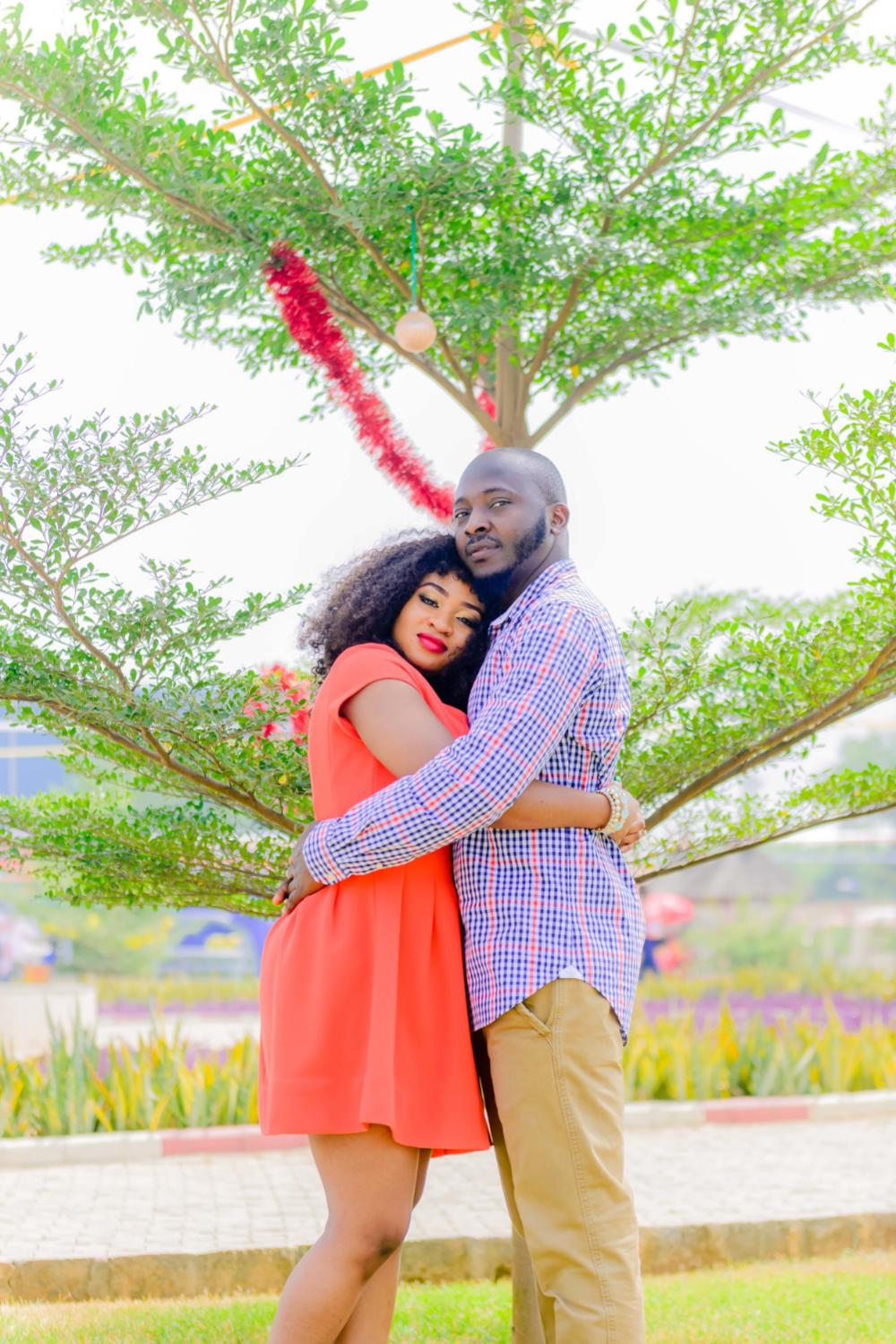 Pre-Wedding Pictures By SpicyInc Studio - Nigerian Wedding Photographers