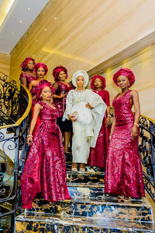 Top Nigerian Wedding Photographer Website