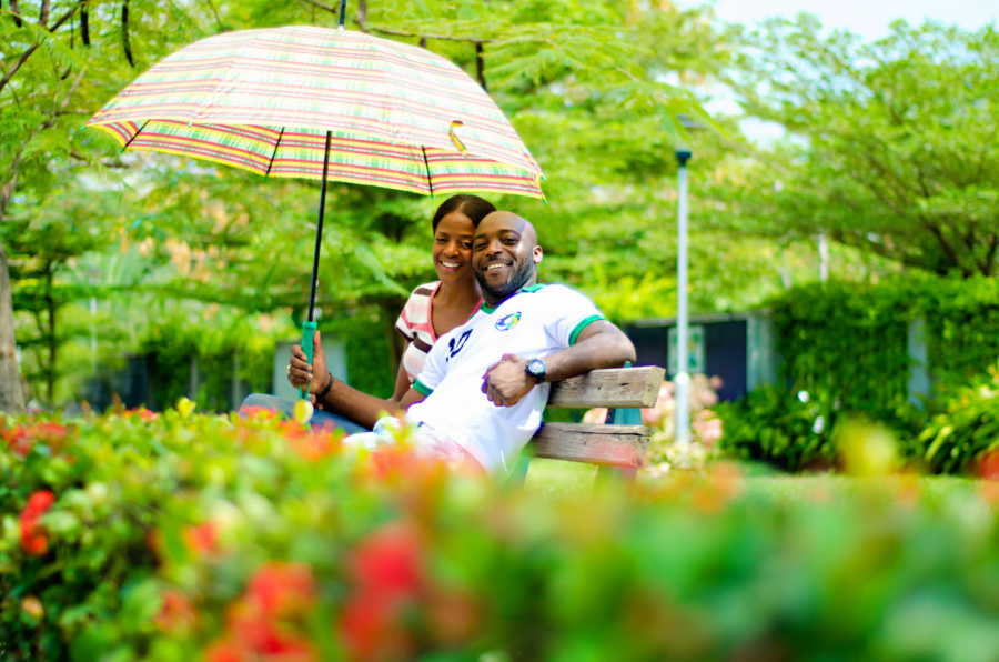 Nigerian Pre-Wedding Photographer - SpicyInc Studio