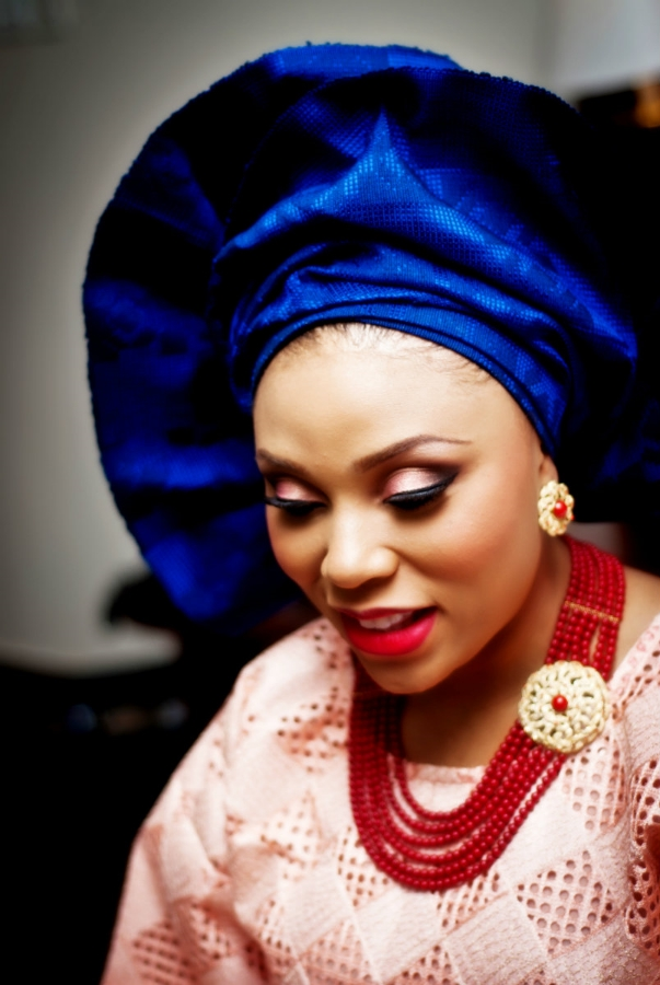 Beautiful Bride - Makeup By Banke BMPro