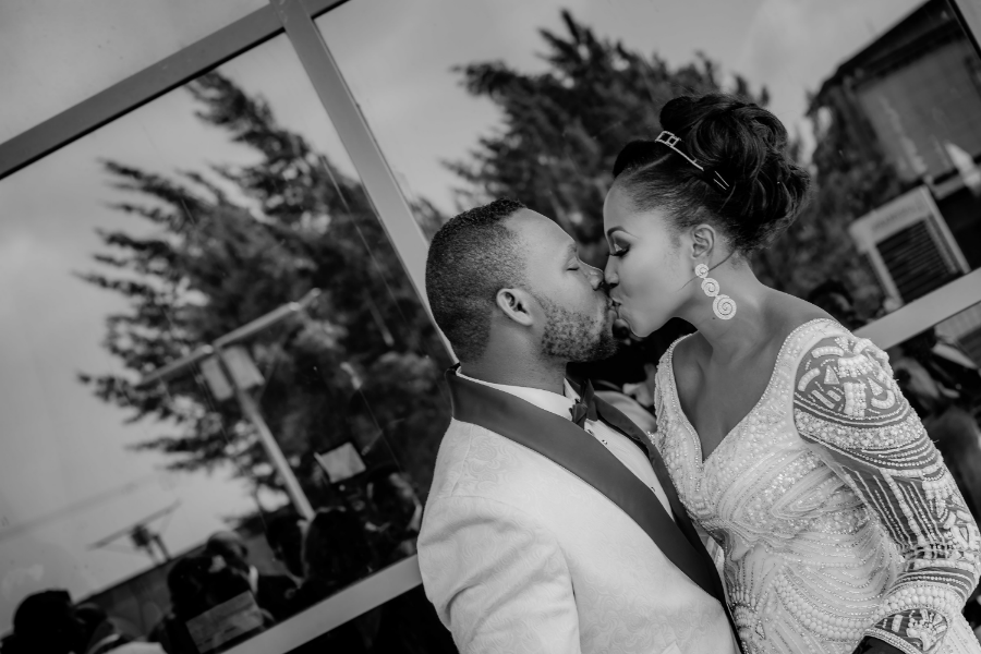 Wedding At Landmark Event Centre, Lagos - Top Lagos Wedding Photographer