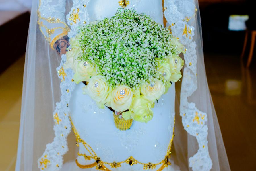 Top Lagos Wedding Photographer - SpicyInc Studio - Bridal Getting Ready Picture At Lagos Oriental Hotel, Lagos
