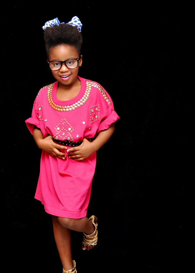 Children Portraits Photographer In Lagos - SpicyInc Studio