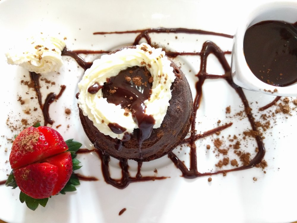 """Manos Divinos"" at  Me Late Chocolate"