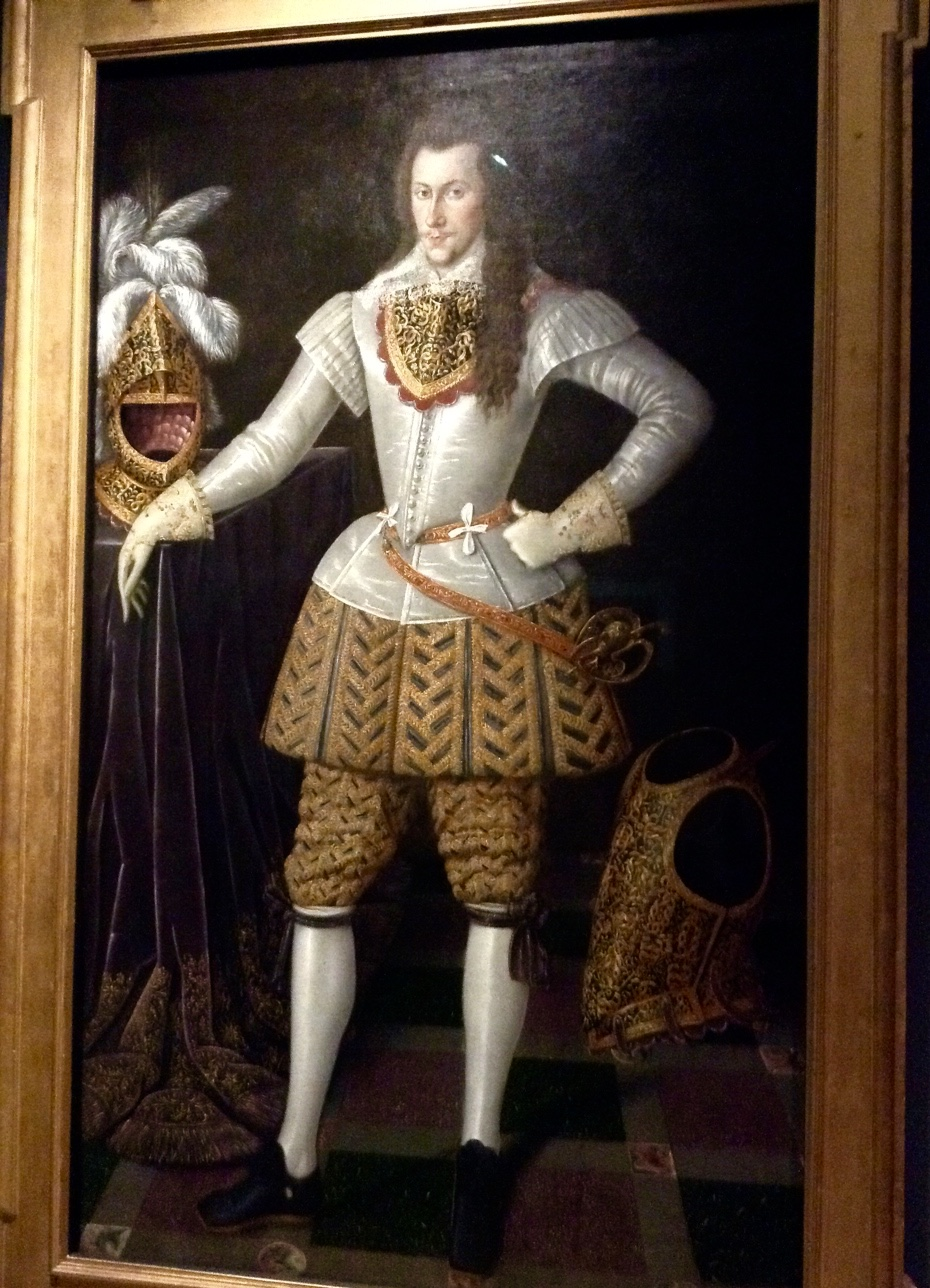 My new boyfriend, the 3rd Earl of Southampton (not to be confused with the 1st or 2nd, thank you very much)