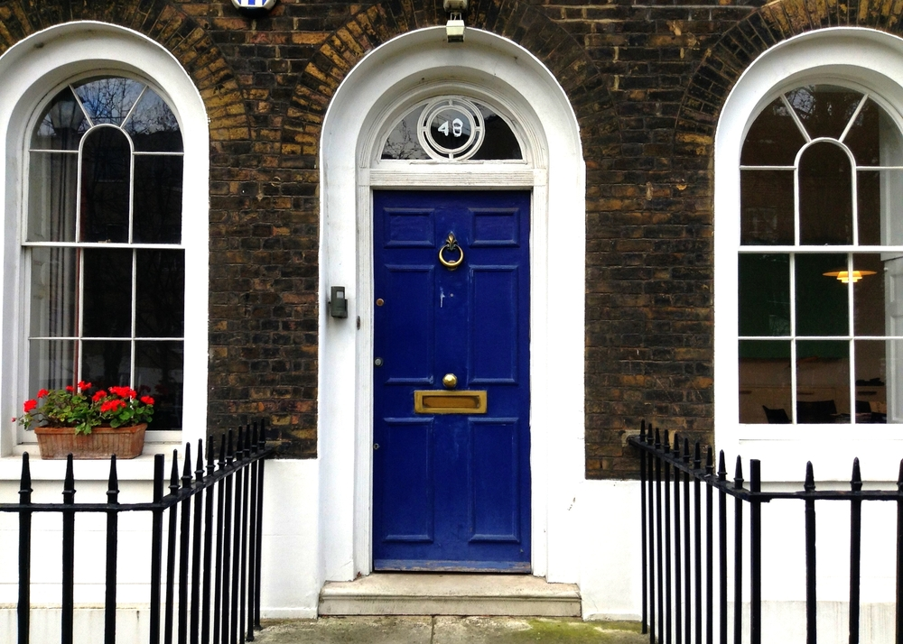Islington London Door