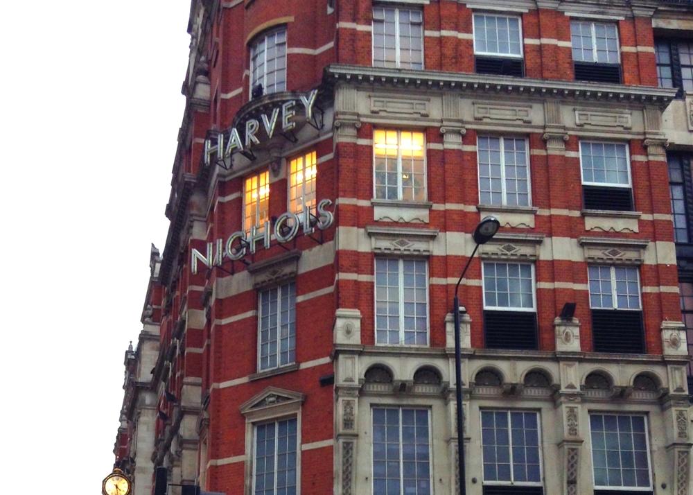 Harvey Nichols Facade