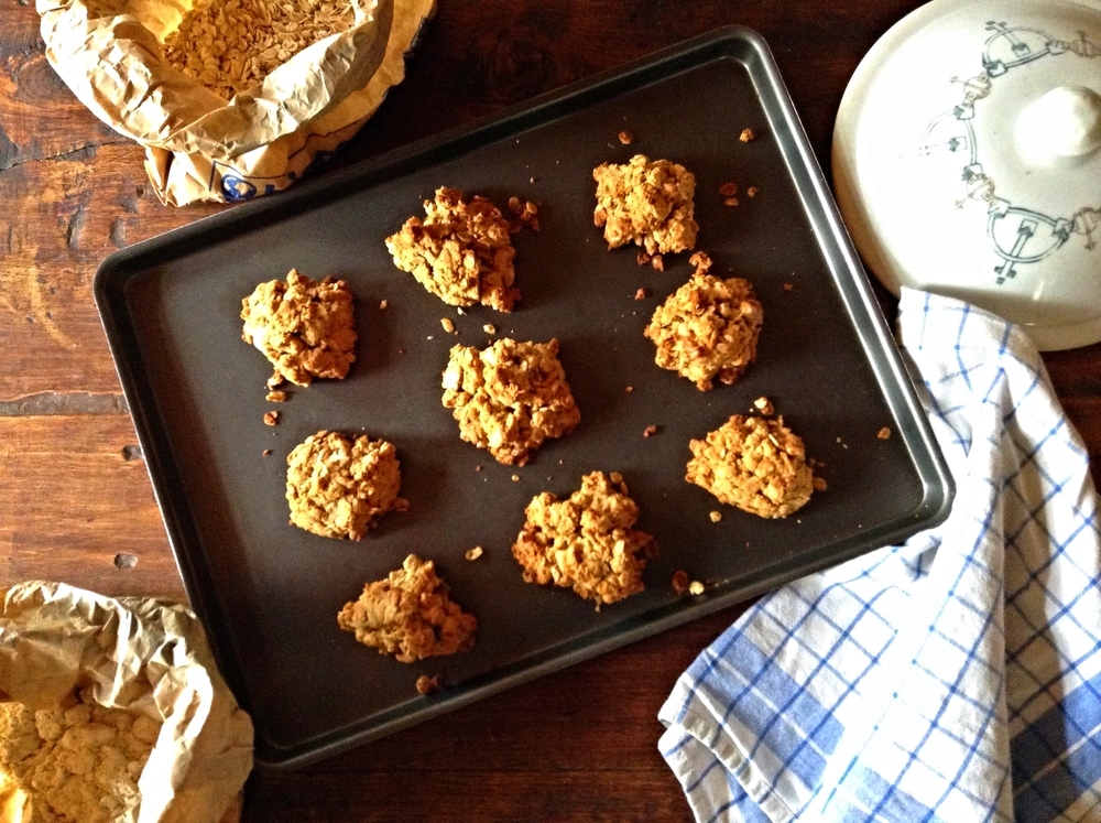 Gwyneth Paltrow healthy oatmeal cookies