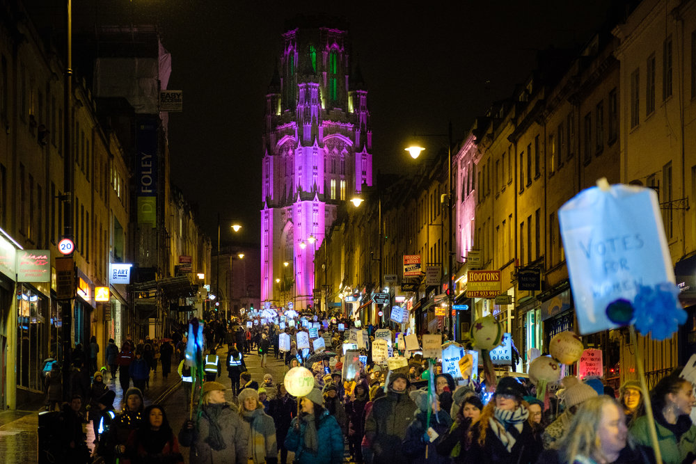 Suffragette March Bristol_Evoke Pictures Event Photography-5.jpg
