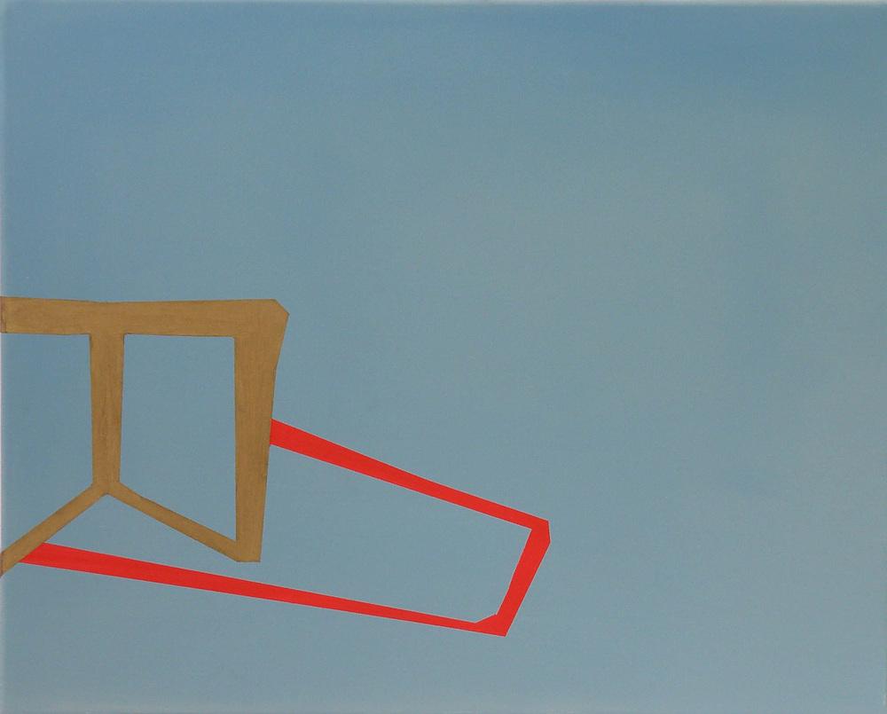Stefano Loria, Musica per bambini, cm 40 x 50, olio su tela, 2008