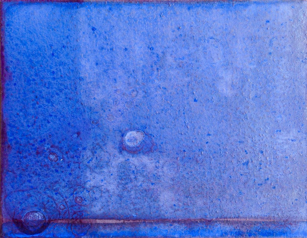 Le due lune.V: tempera e olio su tela, cm14x18
