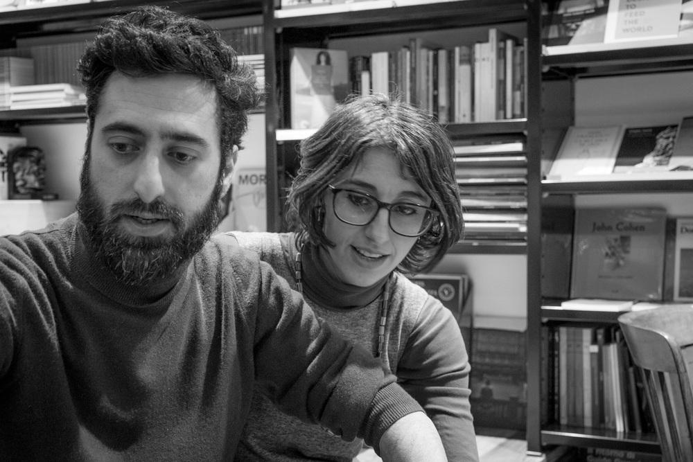 Pietro Torrigiani e Maddalena Fossombroni (fotografia di Carlo Zei)