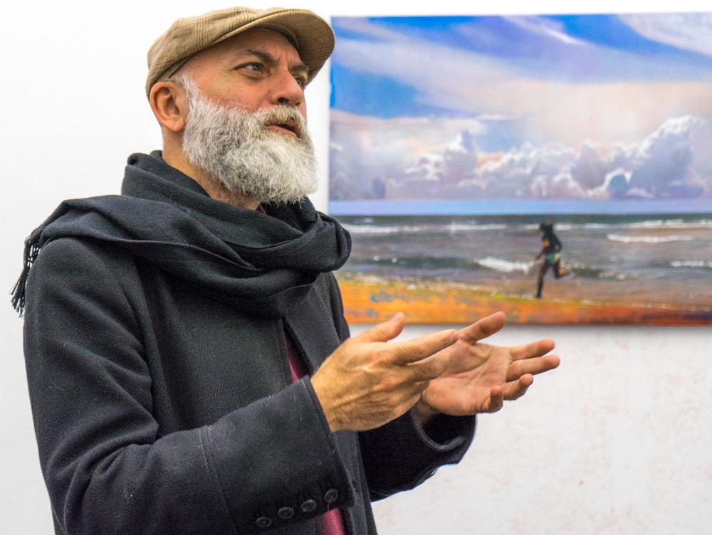 Francesco Lauretta (fotografia di Carlo Zei)
