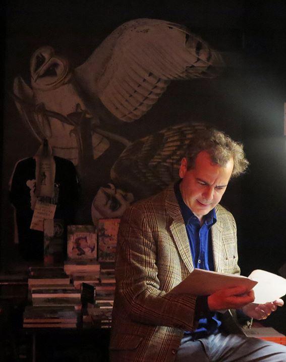 Stefano Loria (fotografia di Bärbel Reinhard)