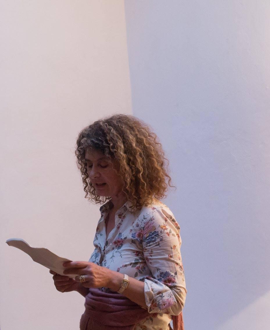 Cristina Guarducci (Cartavetra, 10 Giugno 2016)