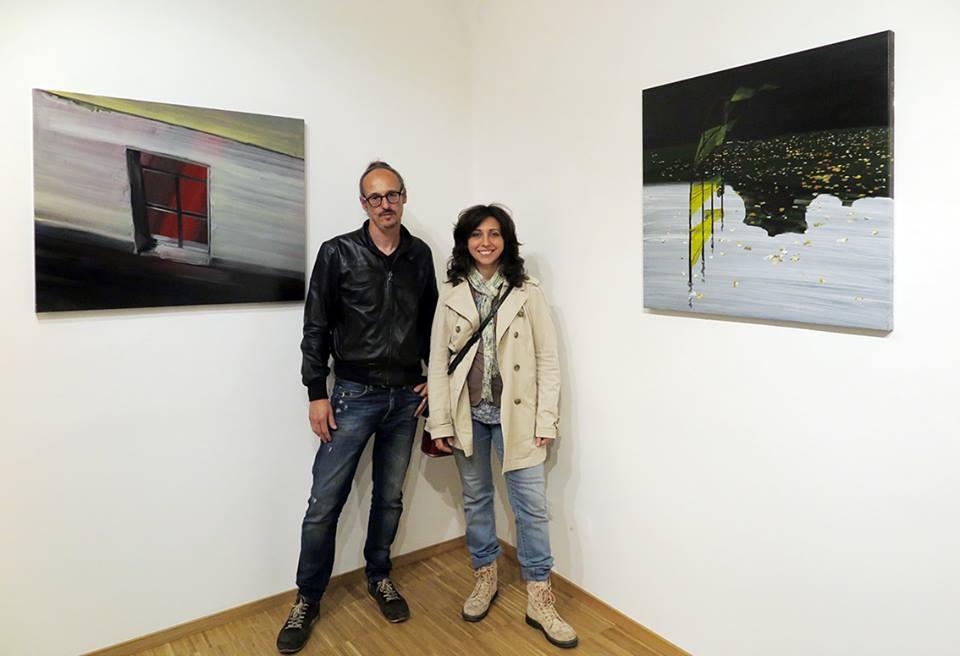 Angelo Foschini e Lavinia Iacomelli