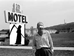 Vlad Nabokov:Motel Ironman!