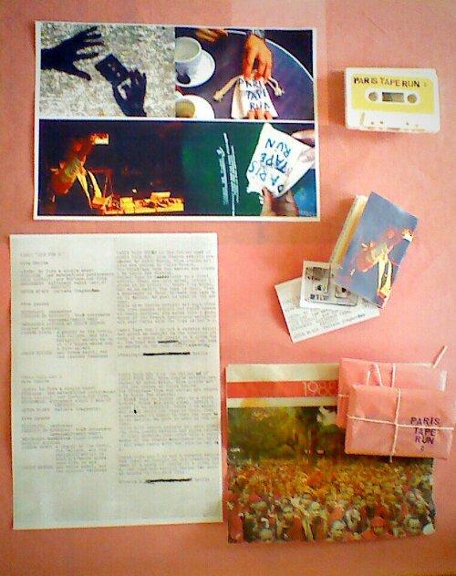 STAALTAPE   Staalplaat's Cassette Label