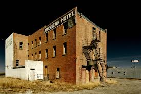 The American Hotel, Fort McLeod, Alberta, Canada!