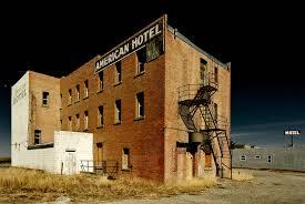 The American Hotel, Fort McLeod, Alberta, Canada!