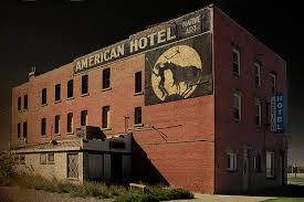 The American Hotel in a Different Light!