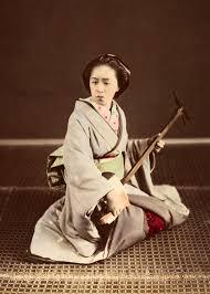Better let sleeping geishas lie in their coffins!