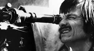 Former Comrade Tarkovsky, at work.