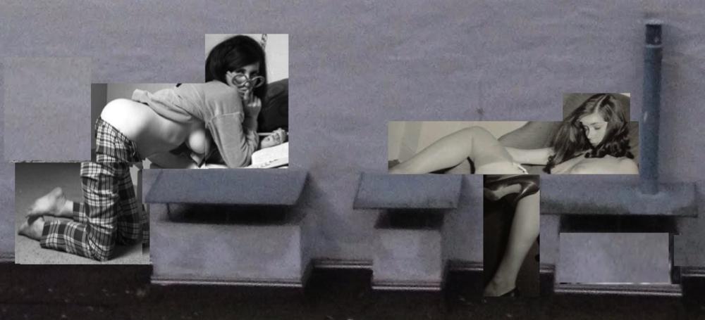 Veduta dal tetto letterario di Hotel Kranepool