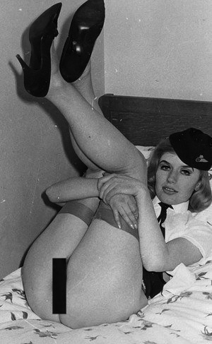 Hey Management! I requested a Room Service Spanking over an hour ago! My gams have fallen asleep!