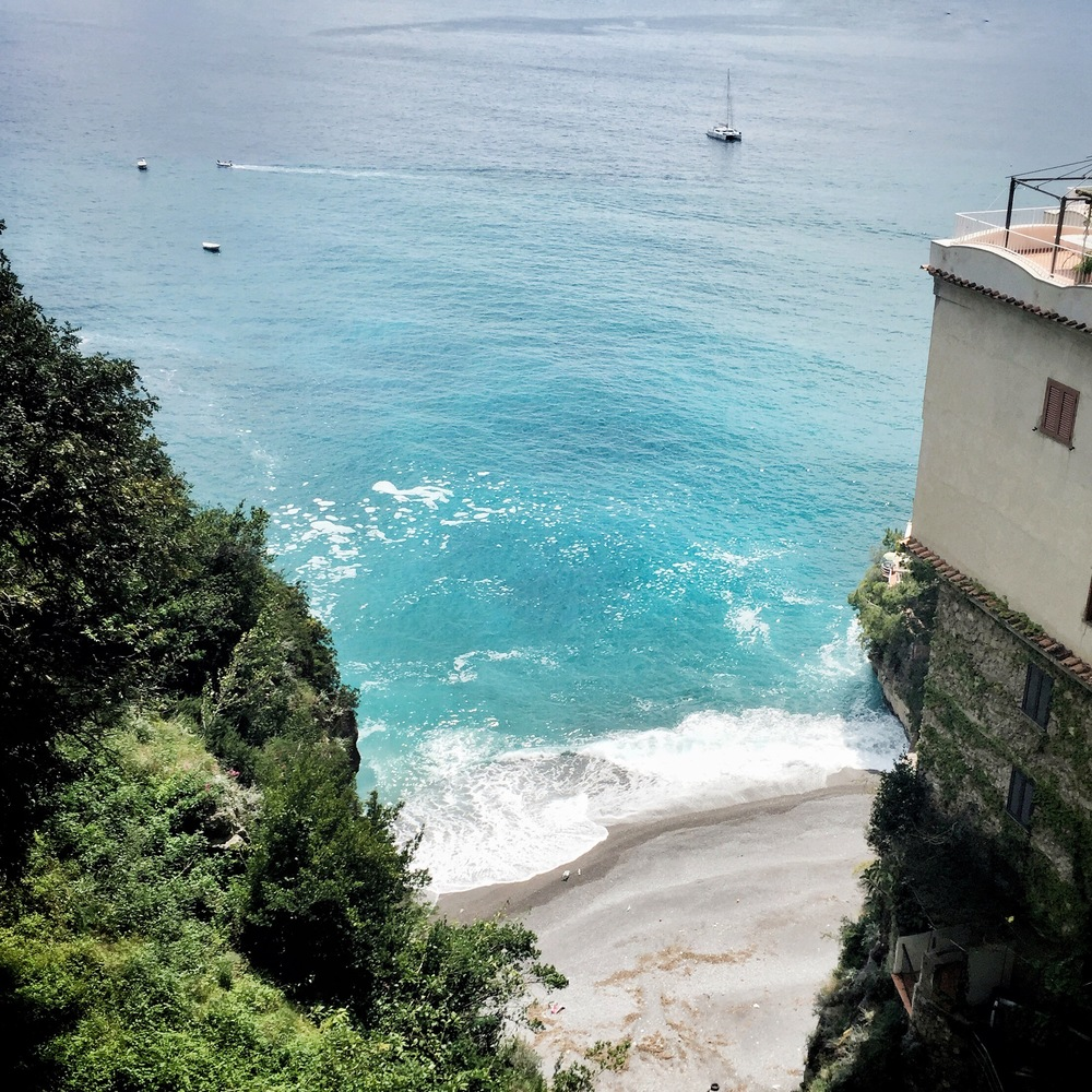 Towns that spill into the sea EAT.PRAY.MOVE Yoga Retreats | Amalfi Coast, Italy