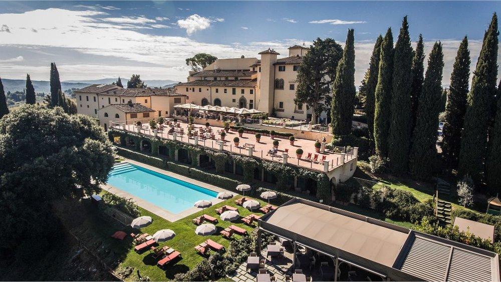 Castello del Nero | EAT.PRAY.MOVE Yoga | Chianti, Italy