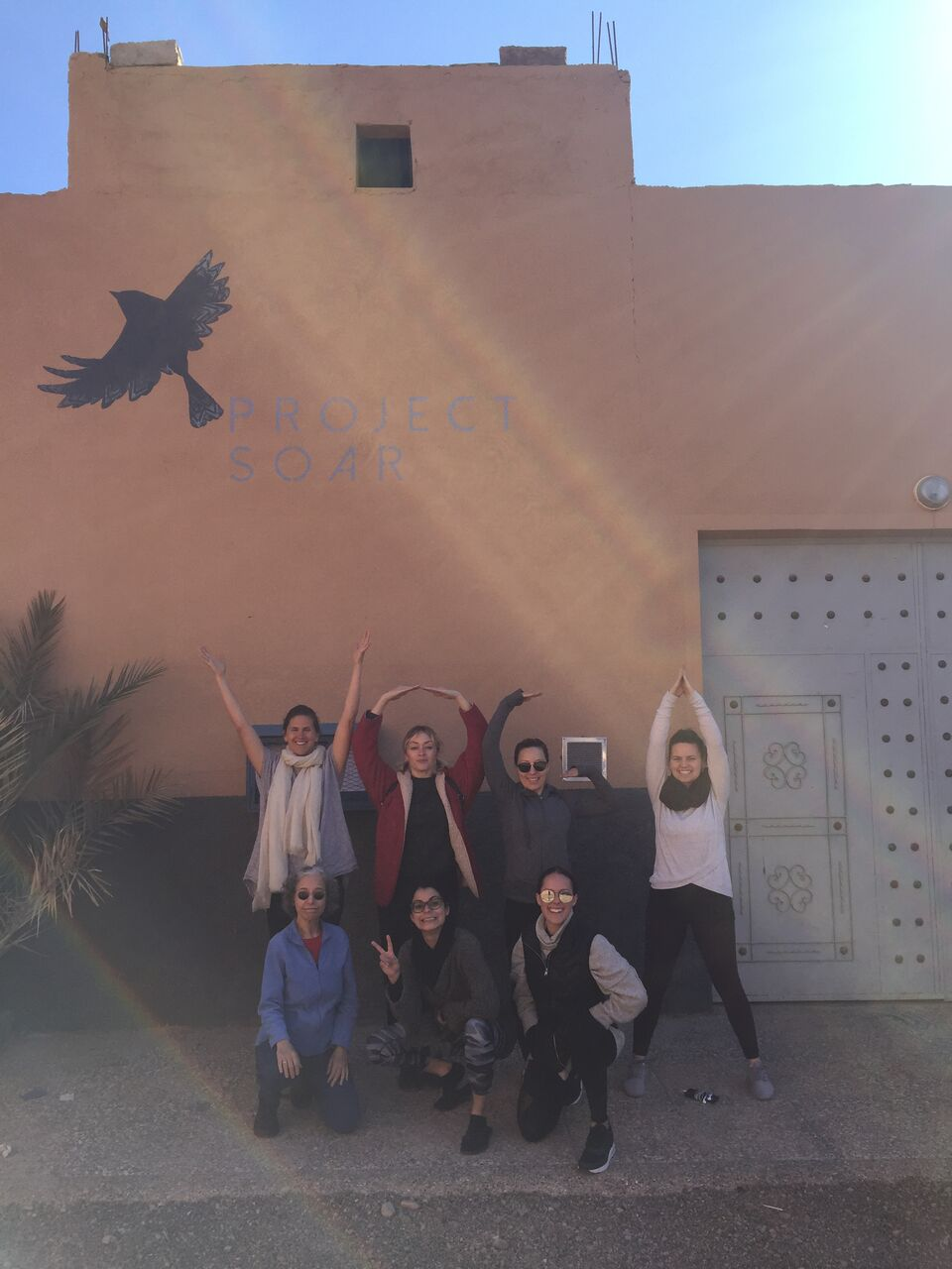 YOGA | Project Soar | give back | EAT.PRAY.MOVE Yoga Retreats | Marrakesh, Morocco